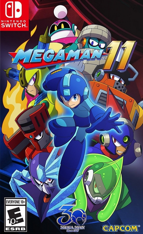 Mega Man 11 Wiki Guide, NS