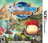 Scribblenauts: Unlimited Wiki on Gamewise.co