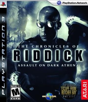 The Chronicles of Riddick: Assault on Dark Athena Wiki on Gamewise.co