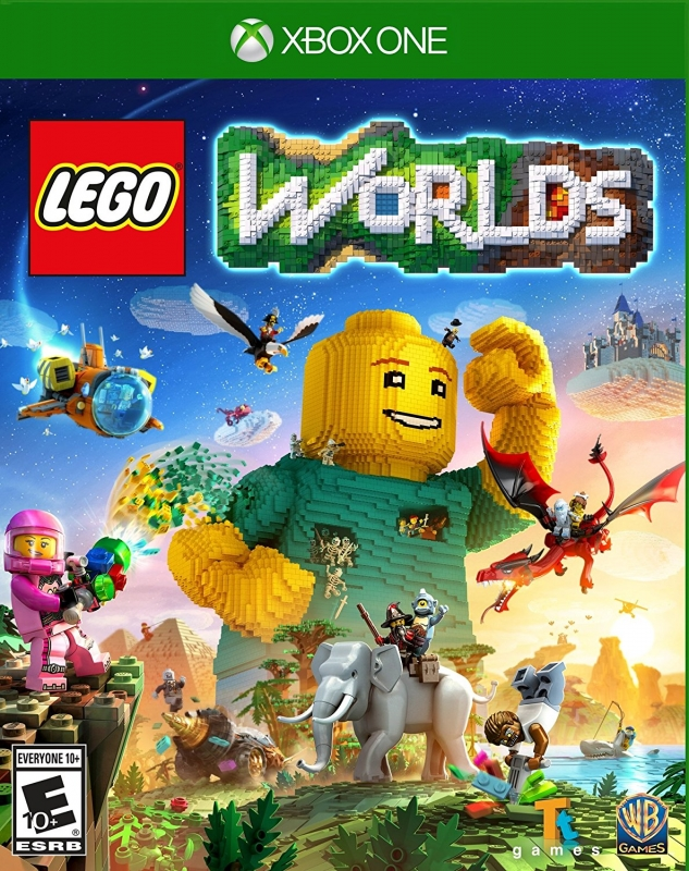 LEGO Worlds | Gamewise