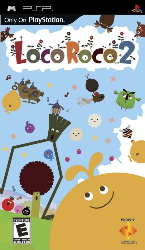 LocoRoco 2 [Gamewise]
