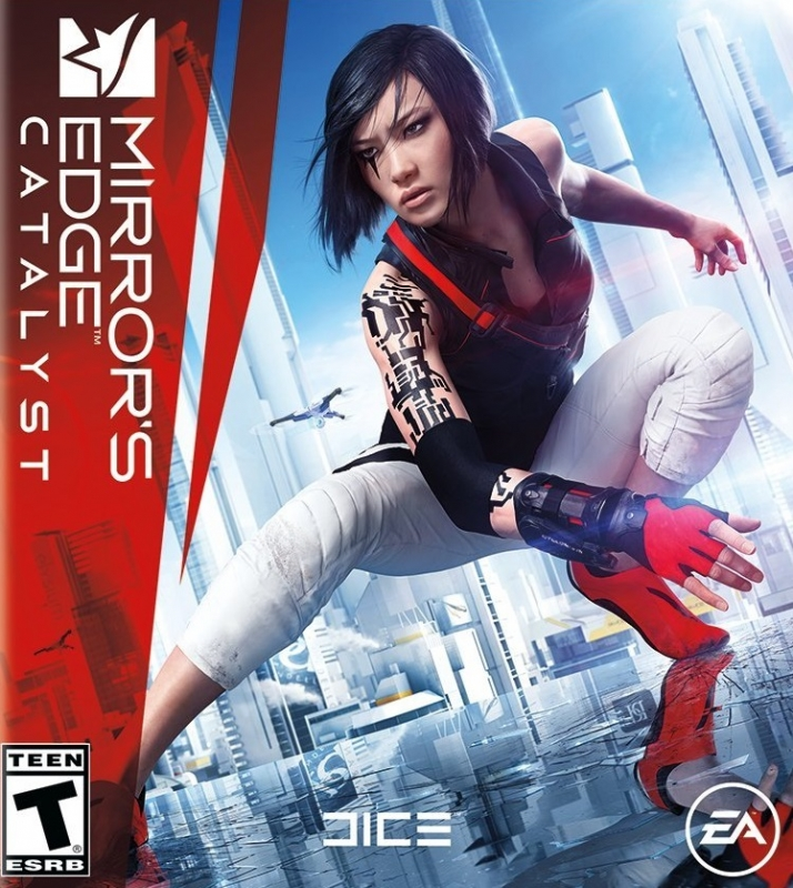 Mirror's Edge 2 on PS4 - Gamewise