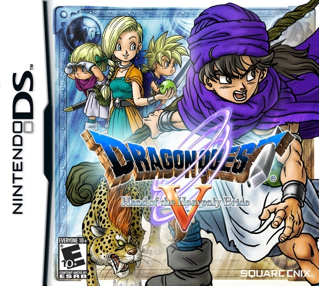 Dragon Quest V: Hand of the Heavenly Bride [Gamewise]