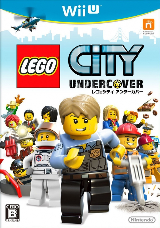 LEGO City Undercover Wiki on Gamewise.co