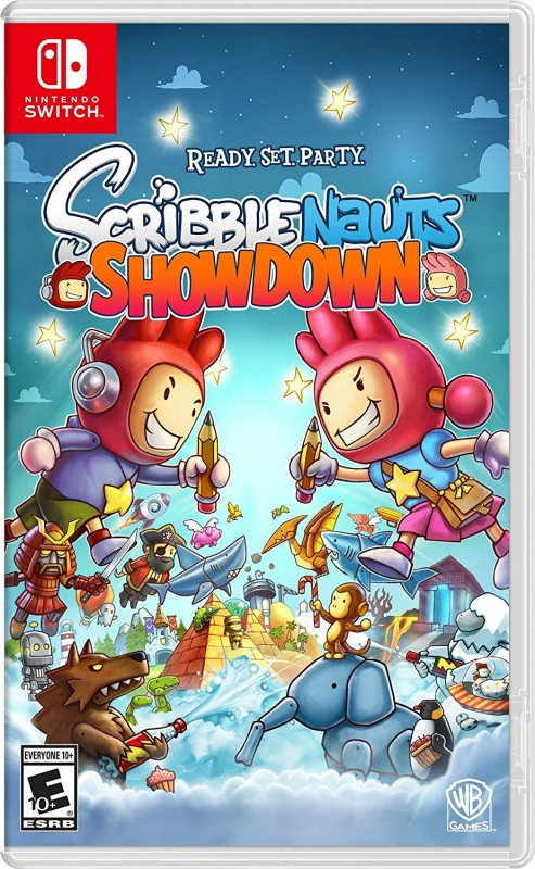 Scribblenauts: Showdown for NS Walkthrough, FAQs and Guide on Gamewise.co