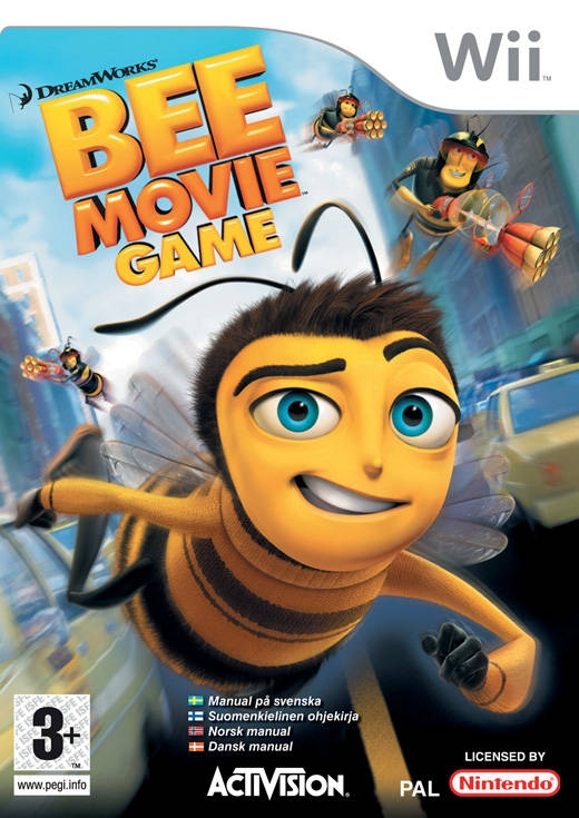 bee movie for wii sales wiki release dates review