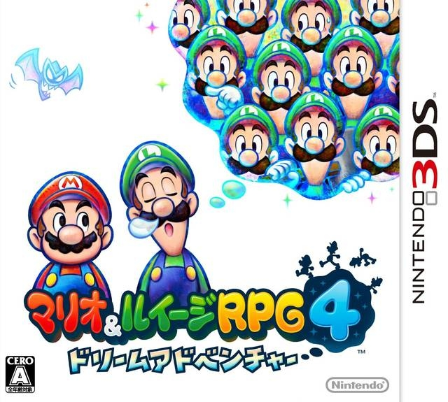 Mario & Luigi: Dream Team on 3DS - Gamewise