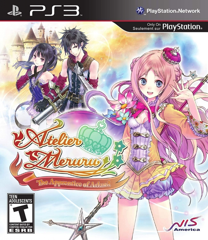 Atelier Meruru: Alchemist of Arland 3 for PS3 Walkthrough, FAQs and Guide on Gamewise.co