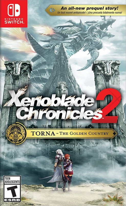 Xenoblade Chronicles 2: Torna  Golden Country for NS Walkthrough, FAQs and Guide on Gamewise.co