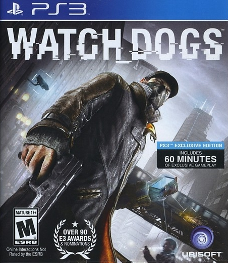 Watch Dogs Release Date - PS3