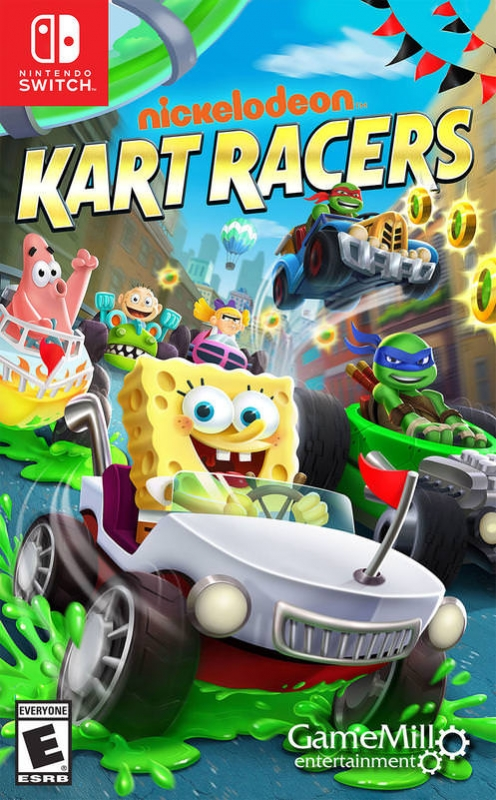 Nickelodeon Kart Racers | Gamewise