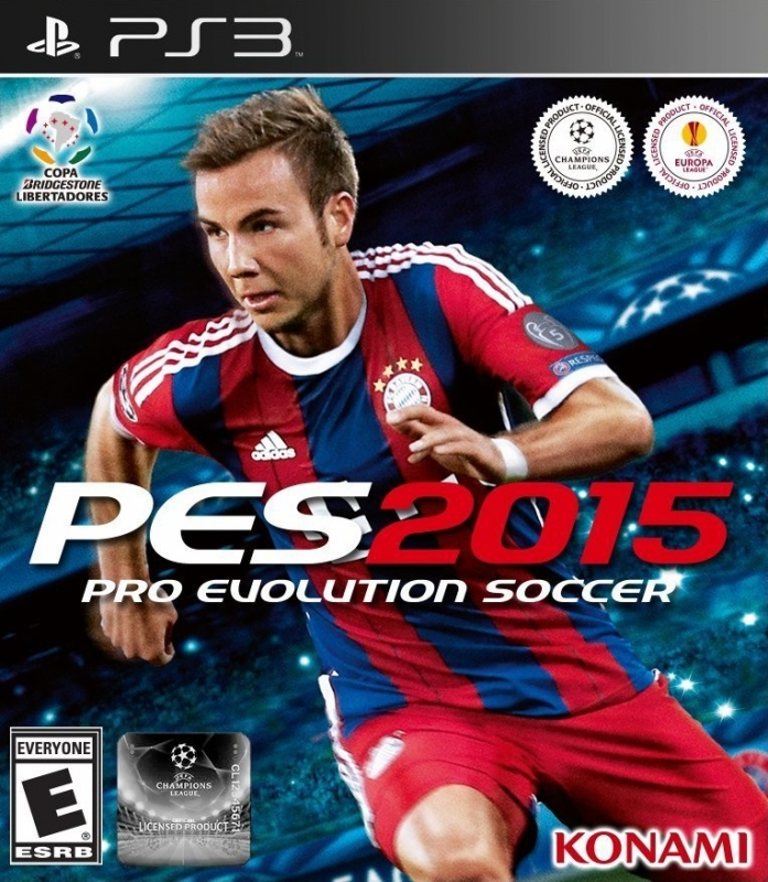 Pro Evolution Soccer 2015 on PS3 - Gamewise