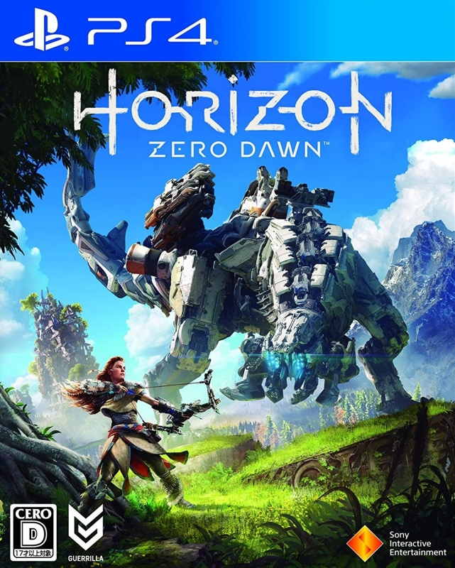 Horizon: Zero Dawn on PS4 - Gamewise