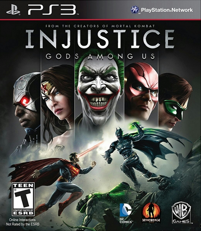 Injustice: Gods Among Us Walkthrough Guide - PS3