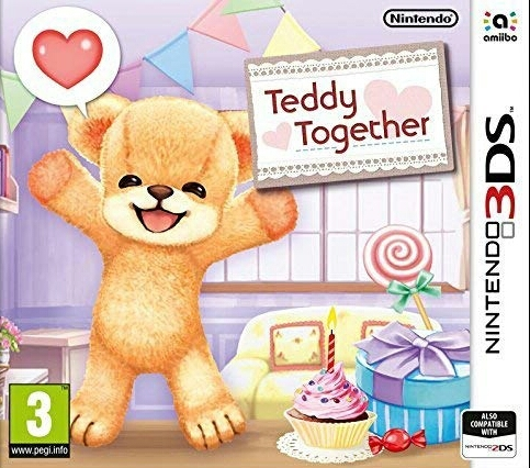 Teddy Together for 3DS Walkthrough, FAQs and Guide on Gamewise.co
