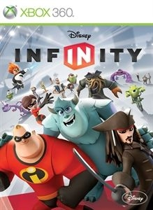 Disney Infinity on X360 - Gamewise
