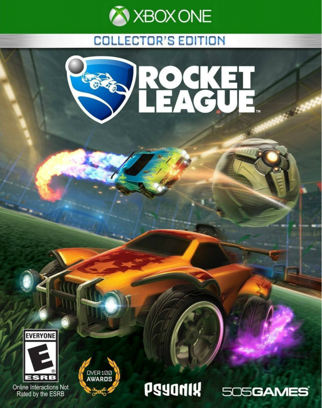 Rocket League [Gamewise]