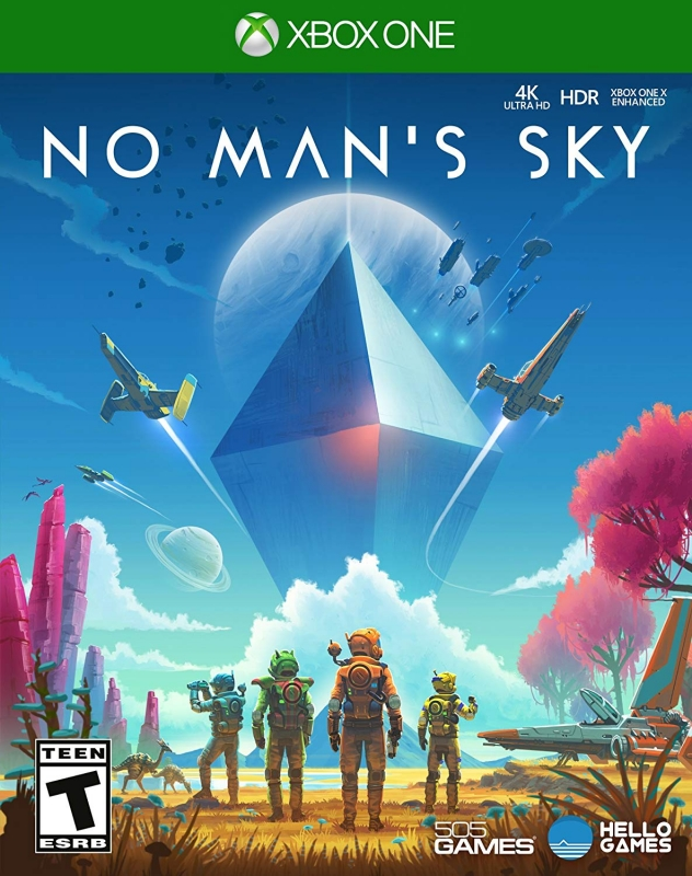 No Man's Sky on XOne - Gamewise