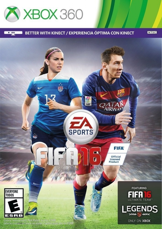 FIFA 16 for X360 Walkthrough, FAQs and Guide on Gamewise.co