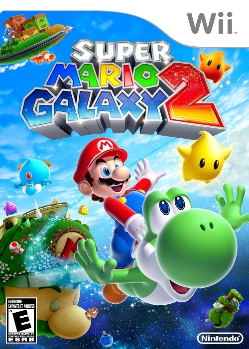 Super Mario Galaxy 2 for Wii Walkthrough, FAQs and Guide on Gamewise.co