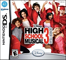 High School Musical 3: Senior Year on DS - Gamewise
