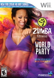 Zumba Fitness: World Party [Gamewise]