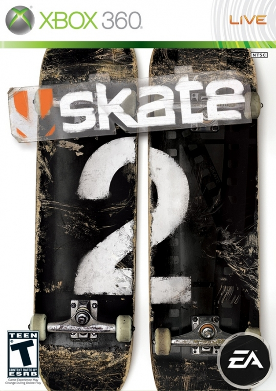 Skate 2 on X360 - Gamewise
