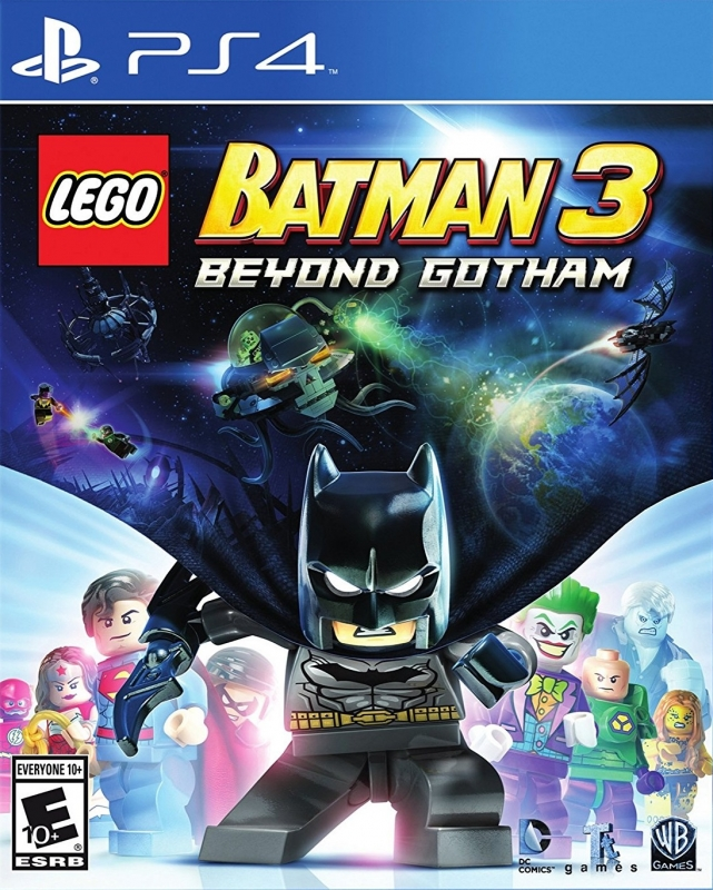 Lego Batman 3: Beyond Gotham on PS4 - Gamewise