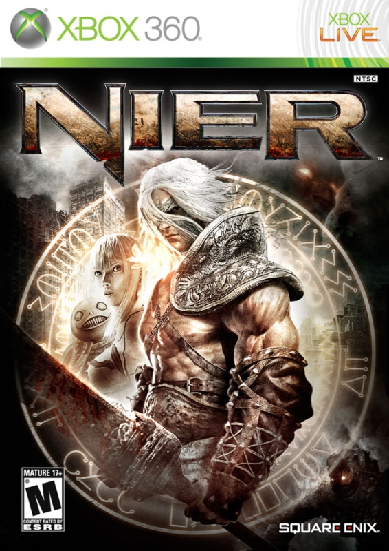 NieR on X360 - Gamewise