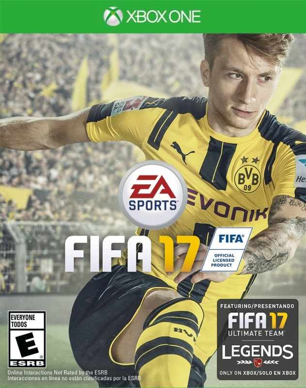 FIFA 17 for XOne Walkthrough, FAQs and Guide on Gamewise.co
