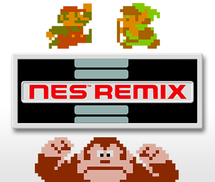Famicom Remix 1+2 on WiiU - Gamewise