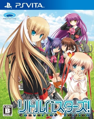 Little Busters! Converted Edition Wiki - Gamewise
