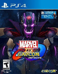 Marvel vs. Capcom: Infinite [Gamewise]