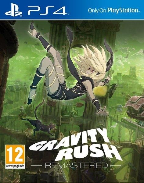 Gravity Rush Remastered Wiki - Gamewise