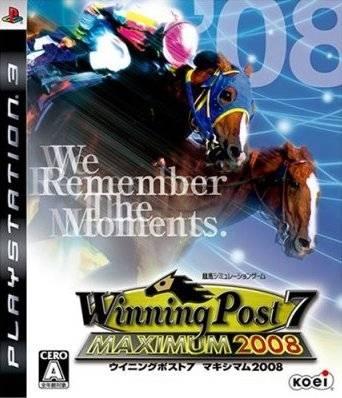 Winning Post 7 Maximum 2008 Wiki - Gamewise