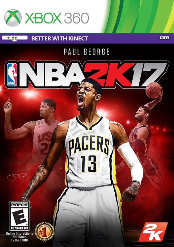 NBA 2K17 Wiki on Gamewise.co