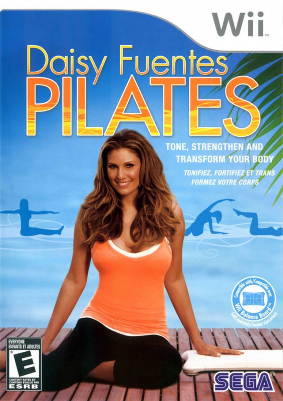 Daisy Fuentes Pilates for Wii Walkthrough, FAQs and Guide on Gamewise.co