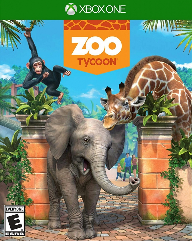 Zoo Tycoon (2013) [Gamewise]