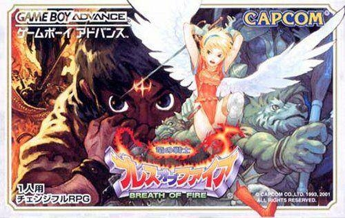 Breath of Fire for GBA Walkthrough, FAQs and Guide on Gamewise.co