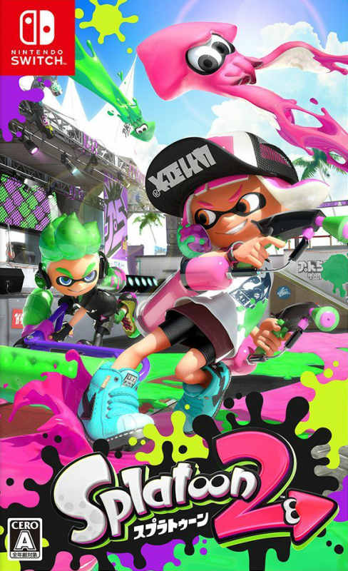 Gamewise Splatoon 2 Wiki Guide, Walkthrough and Cheats