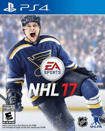 NHL 17 on PS4 - Gamewise