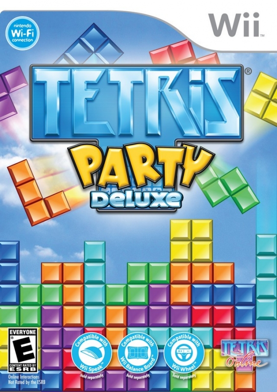 Tetris Party Deluxe for Wii Walkthrough, FAQs and Guide on Gamewise.co