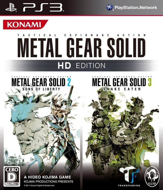 Metal Gear Solid HD Edition on PS3 - Gamewise