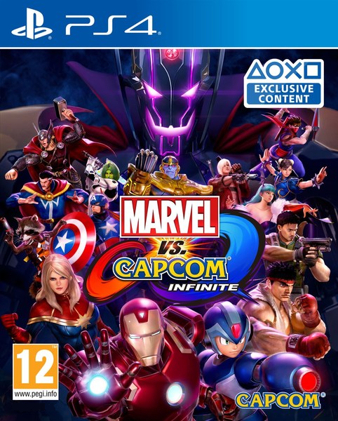 Gamewise Marvel vs. Capcom: Infinite Wiki Guide, Walkthrough and Cheats