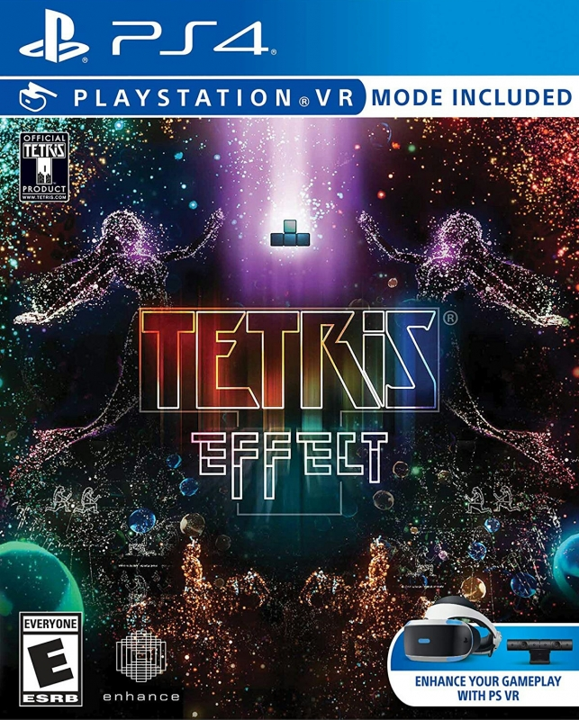 Tetris Effect for PS4 Walkthrough, FAQs and Guide on Gamewise.co