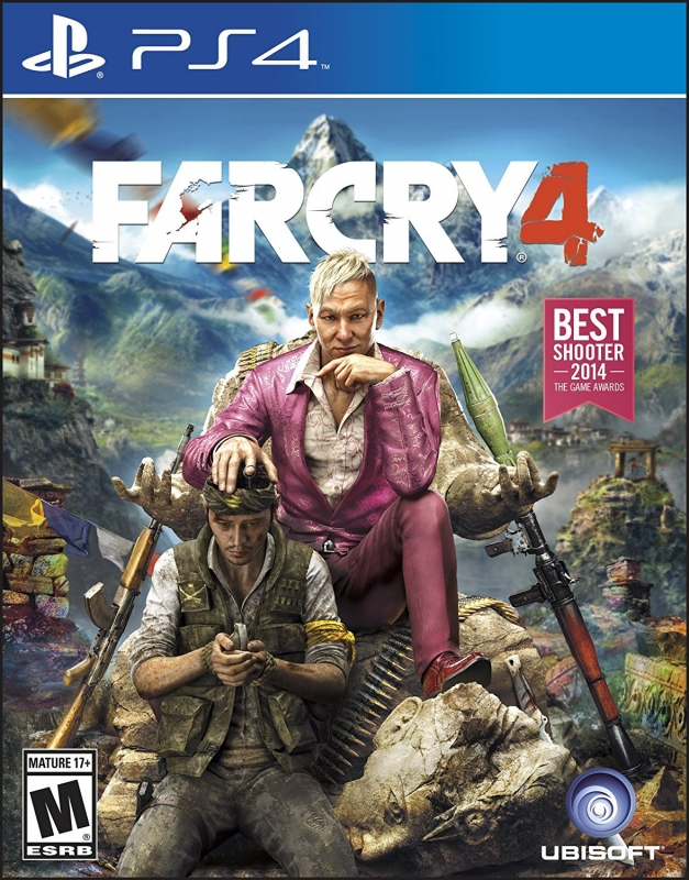 Far Cry 4 for PS4 Walkthrough, FAQs and Guide on Gamewise.co