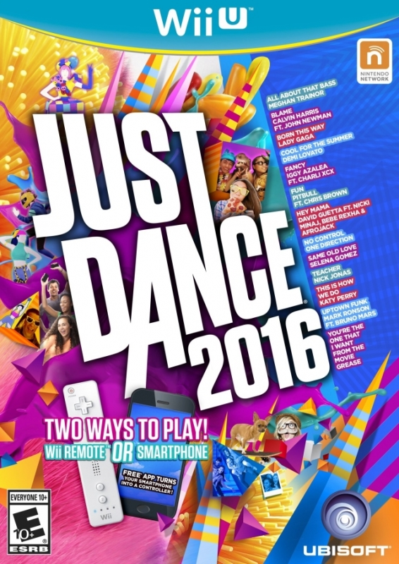 Just Dance 2016 on WiiU - Gamewise