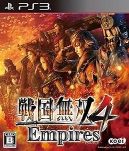 Samurai Warriors 4: Empires [Gamewise]