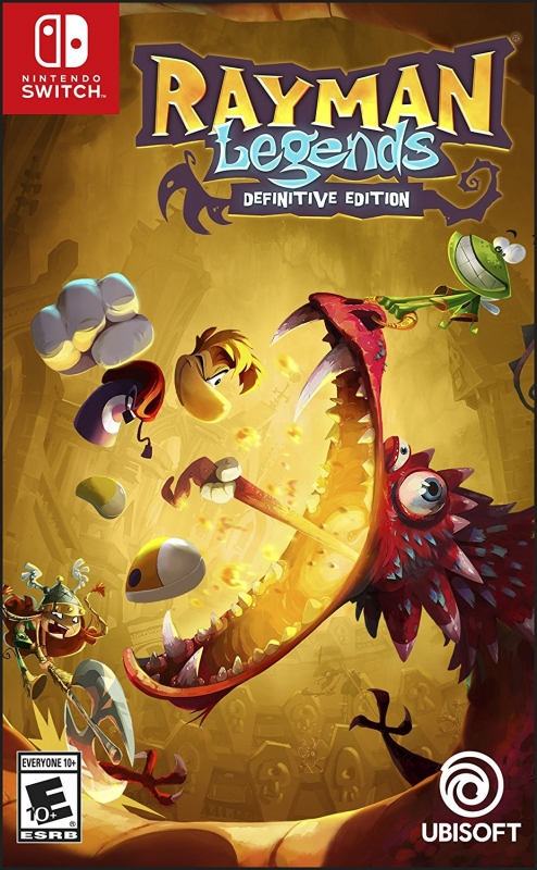 Rayman Legends on NS - Gamewise