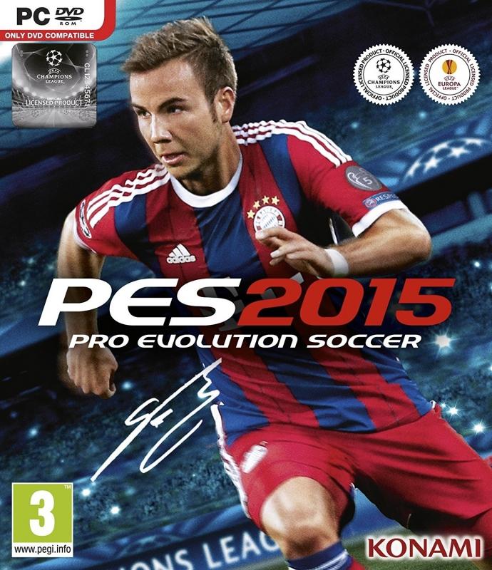 Pro Evolution Soccer 2015 [Gamewise]